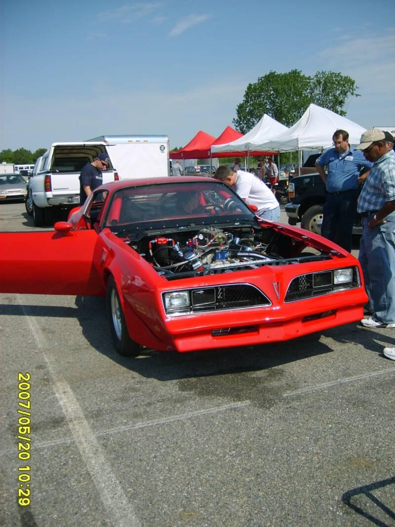 78 Trans Am Drag Racing Photos